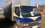 Почему не работает сцепление грузовика Мицубиси Кантер (Mitsubishi Canter)?