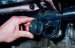 Как менять сайлентблоки задней балки своими руками