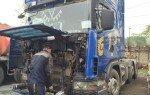 Скания (Scania). Сильный стук под кабиной