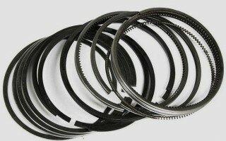 Маслосъемные кольца и колпачки – замена при залегании, раскоксовка