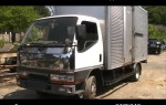 Mitsubishi Canter 1997г. Обзор грузовика