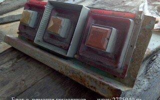 Замена задних фонарей Мицубиси Фусо (Mitsubishi Fuso). Можно быстро сделать?
