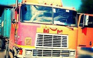 Тягач Freightliner (Фредлайнер) и сундук…