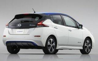 Новый Nissan LEAF: электромобиль таким, каким он должен быть