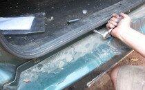 Процесс демонтажа и замены заднего бампера: советы и рекомендации