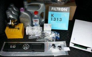 Регламент ТО для Volkswagen Polo — техническое обслуживание