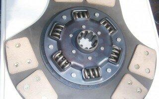 Поиск и доставка диска сцепления клиенту во Владивостоке
