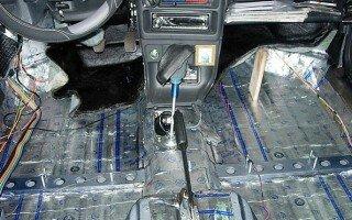 Обработка и ремонта днища автомобиля своими руками: советы и рекомендации