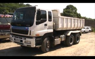 Isuzu CYZ 2003г. Обзор грузовика