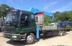 Исузу Гига (Isuzu Giga) 2001г. Эвакуатор 15 тн Видео обзор грузовика.