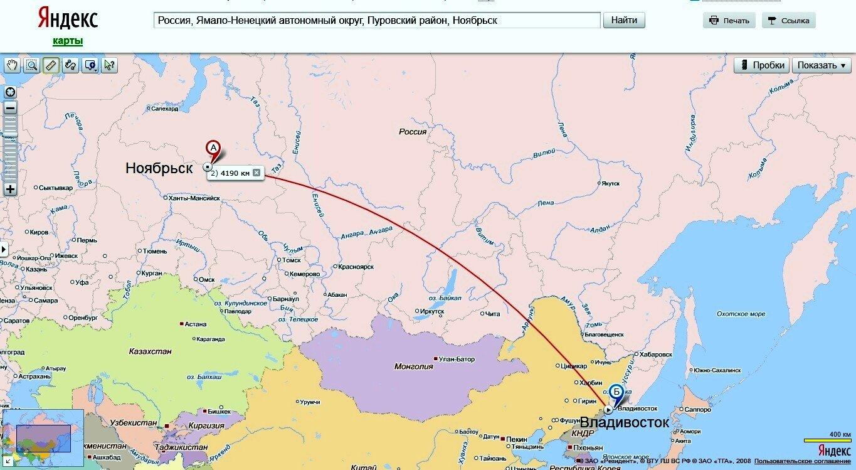 Отправка запчастей для Hino Dutro 2004г. Владивосток — Ноябрьск