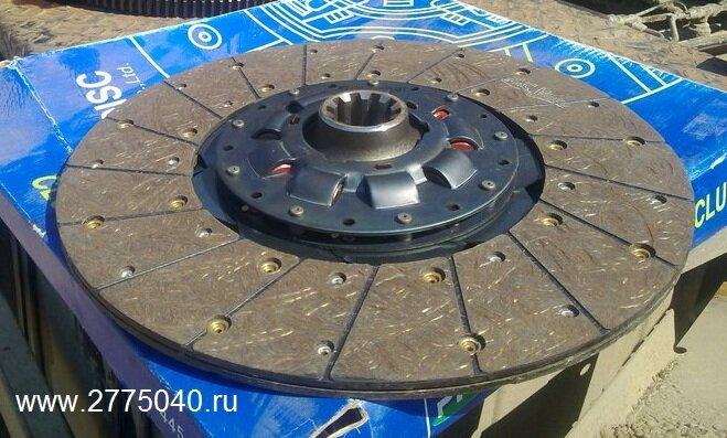 Новый диск сцепления Хино SH (Hino SH) Автосервис «Первый». Владивосток