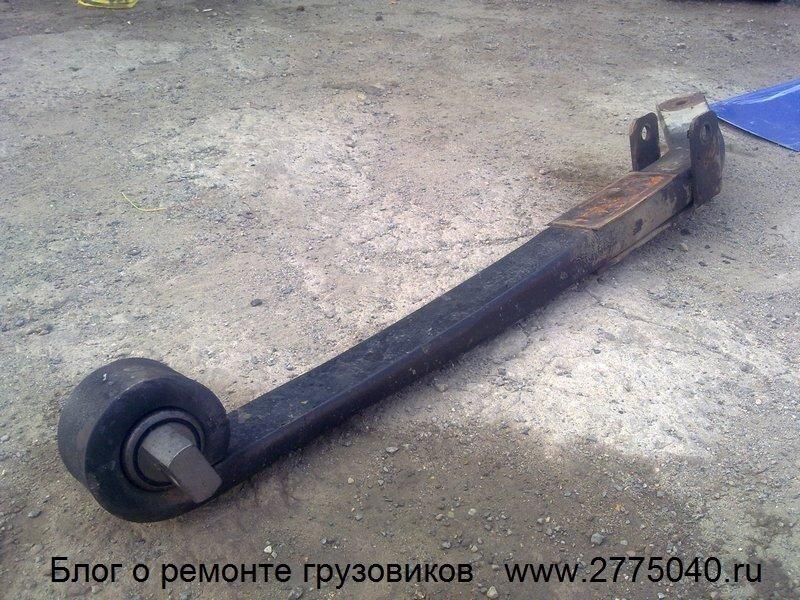Полурессора Volvo Замена сайлентблока Автосервис «Первый» Владивосток