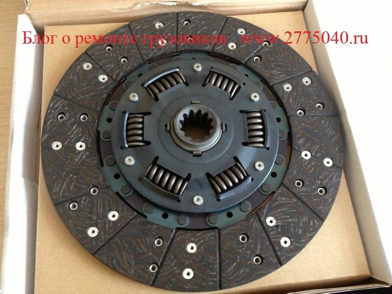 Новый диск сцепления Мазда Титан (Mazda titan )