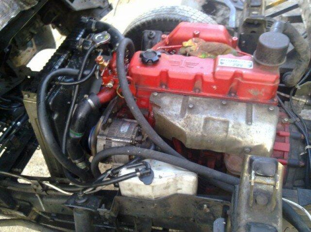 FAW. Почему греется двигатель?